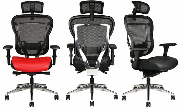 Oak Hollow Aloria Series ergonomic office chairs