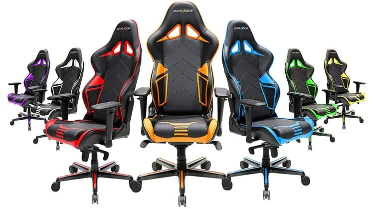 DXRacer Racing PRO Series gaming chair