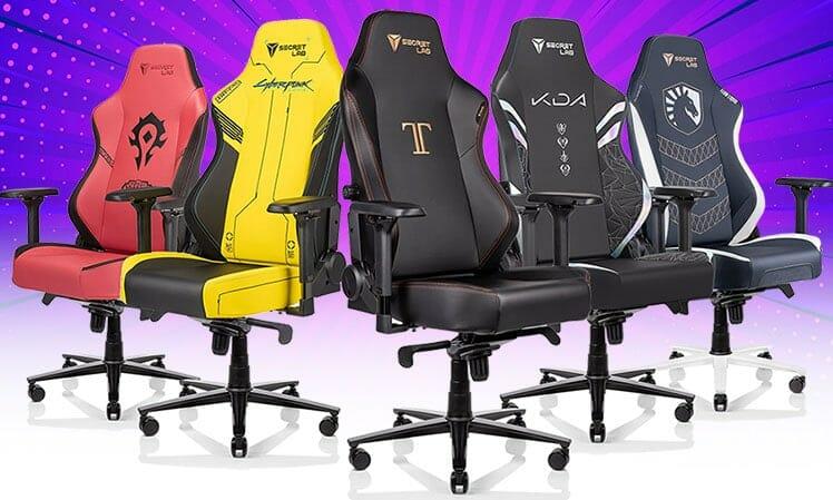 Secretlab Titan gaming chair specs and user guide