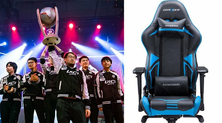 Vici Gaming, DXRacer Racing Pro Series chair