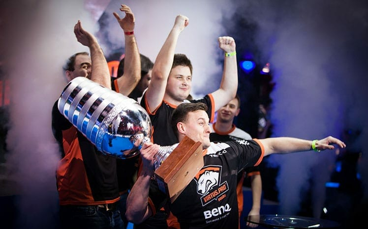 Virtus Pro esports team