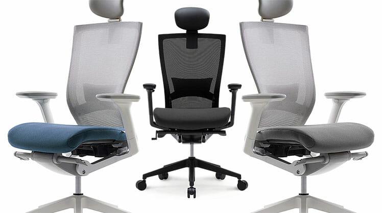 Sidiz T50 chair colors