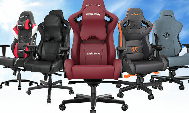 Best Anda Seat gaming chairs for Canadians