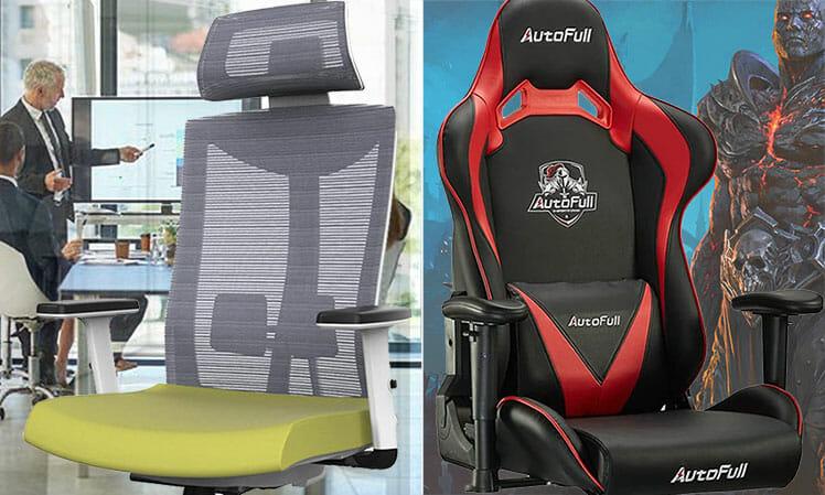 Cheap ergonomic chairs vs cheap gaming chairs