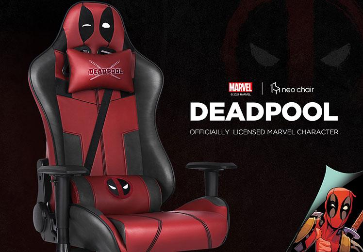 Deadpool gaming chair