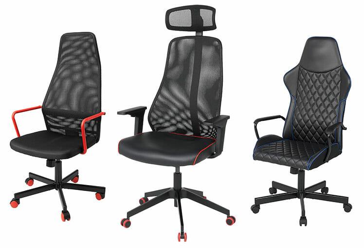 IKEA gaming chairs