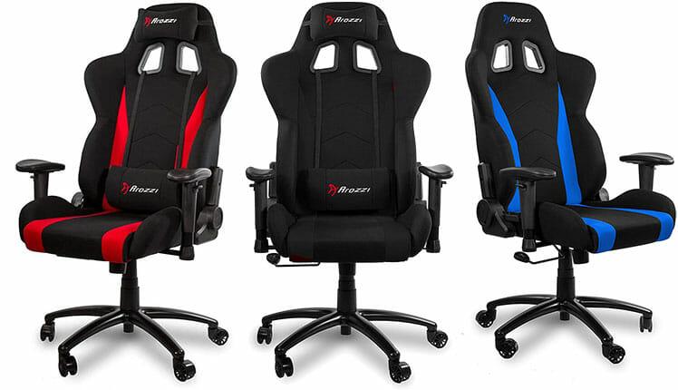 Arozzi Inizio gaming chairs