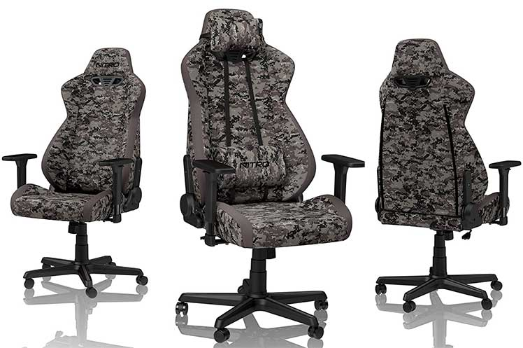 Nitro concepts fabric gaming chair conclusion