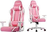 GTRacing Pro Series Pink gaming chair summary