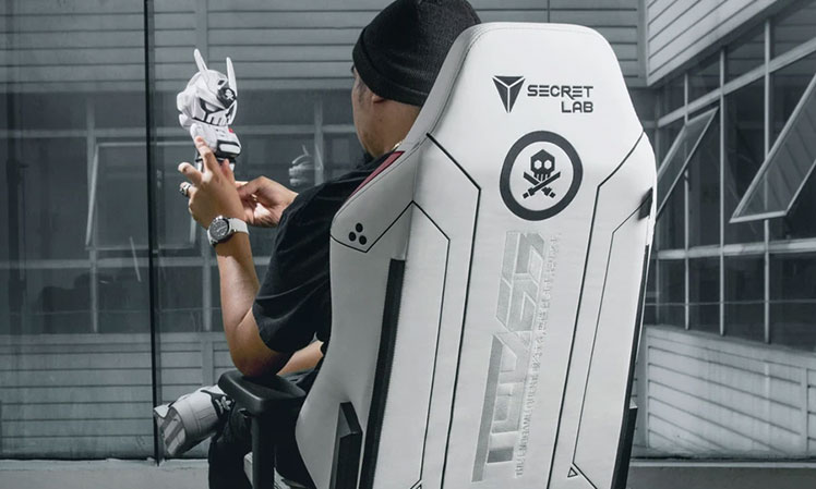 QUICCS Edition gaming chair