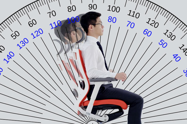 Sidiz T50 chair recline