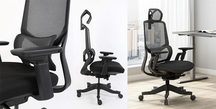 Soutien Ergonomic Office Chair review