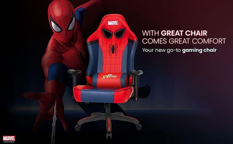 RAP Series Spider-Man chair