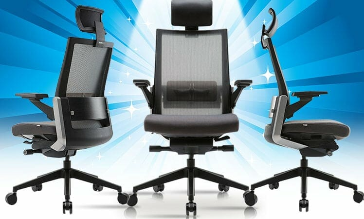 Sidiz T80 ergonomic task chair review