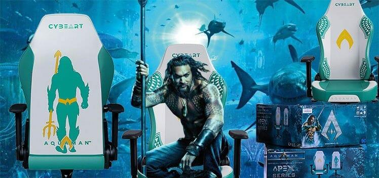 Aquaman gaming chair