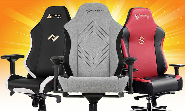 Best affordable gaming chairs priced under $300
