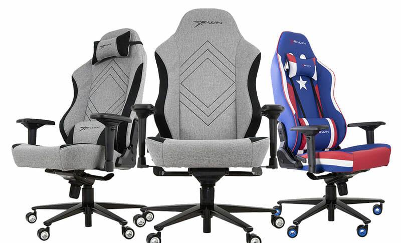 Ewin Champion Series gaming chairs