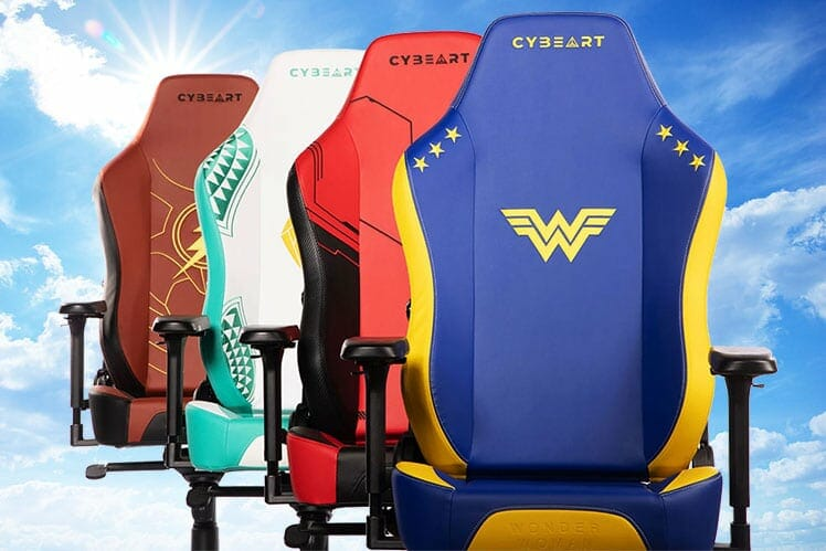 Cybeart Apex Series gaming chair review