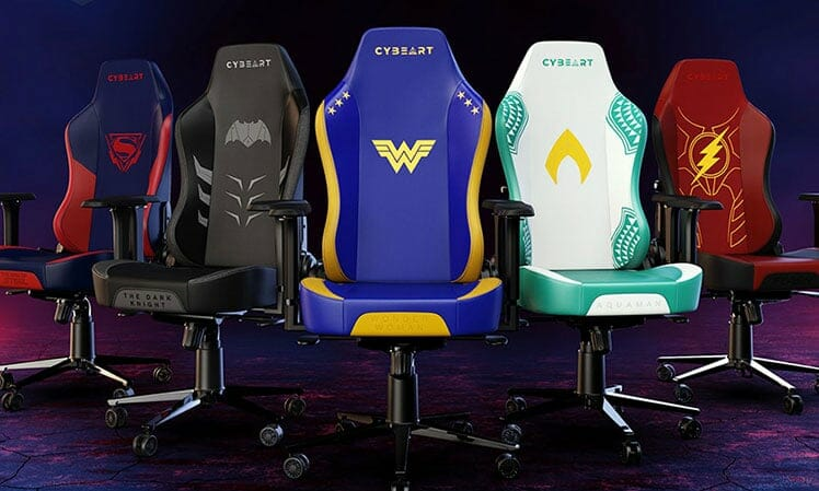 CYberart gaming chair review