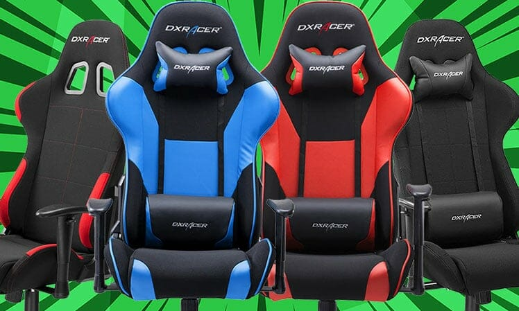 DXRacer Formula Series gaming chair review