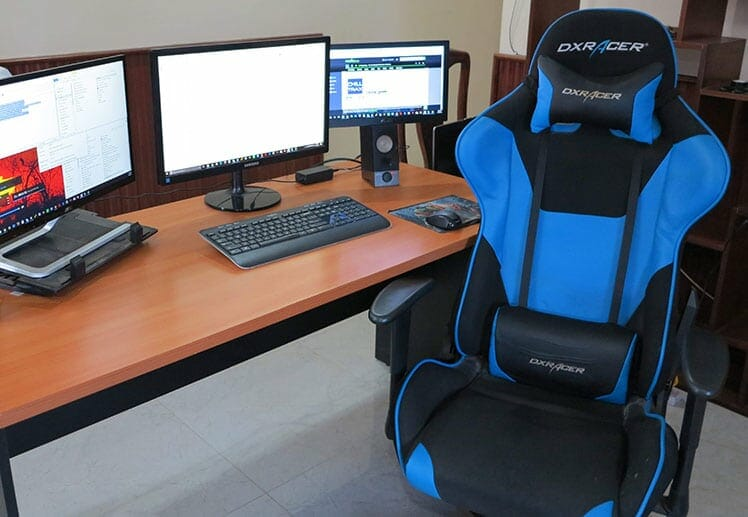 DXRacer Formula Series: my first gaming chair