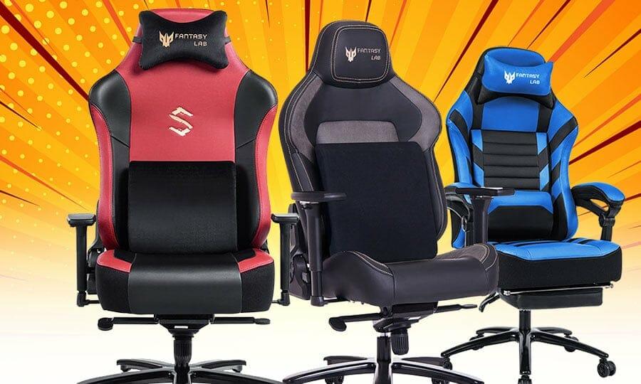 Killabee Fantasylab gaming chairs reviewed