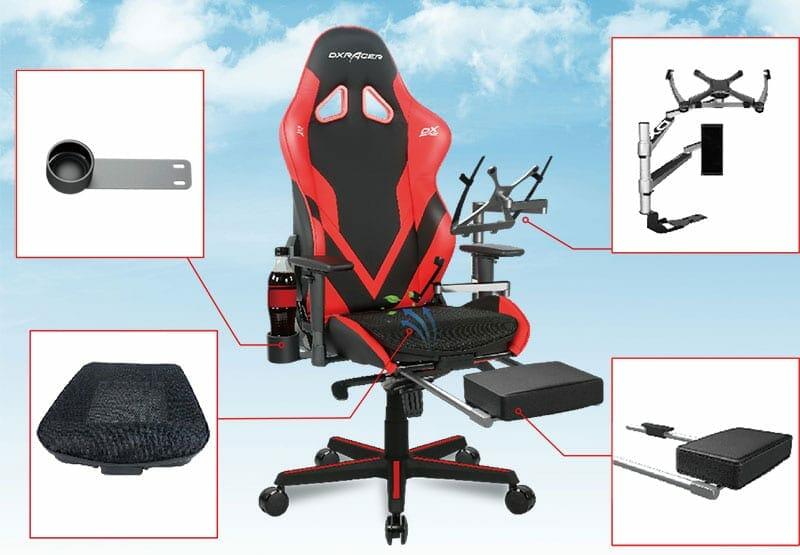 G-Series chair modules