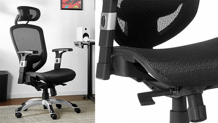 Staples Hyken cheap ergonomic office chair review