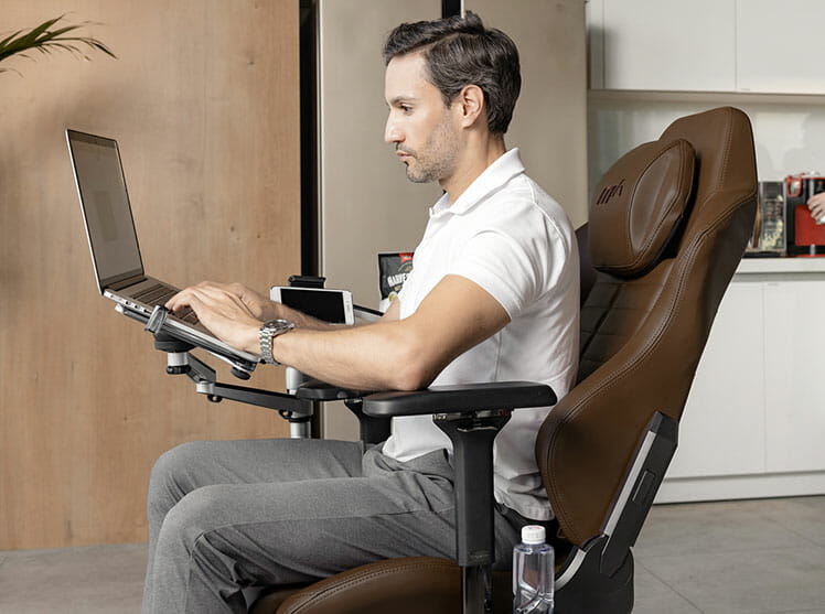 DXRacer Master work-from-home chair