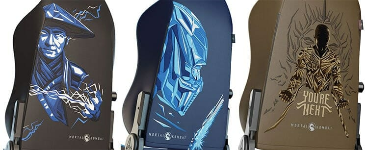 Cybeart Mortal Kombat gaming chair conclusion