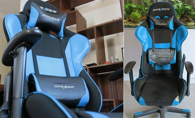 F-Series gaming chair