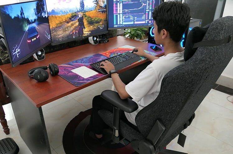 Secretlab chairs for students