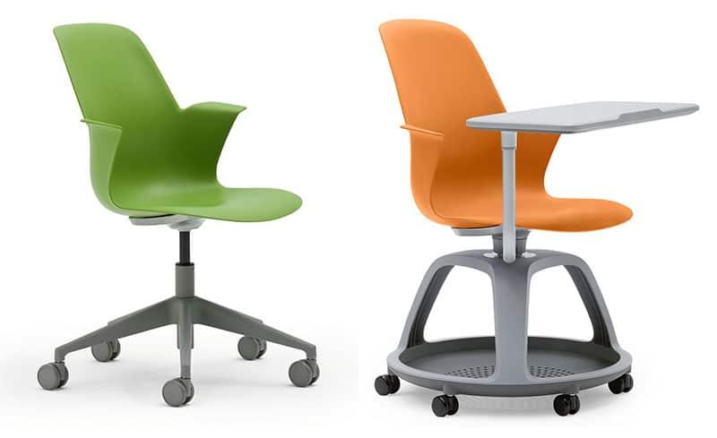 Steelcase Node school chairs