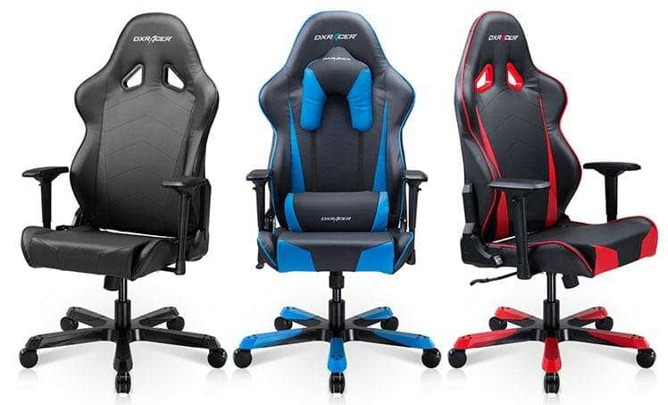 DXRacer Tank Series big and tall gaming chair