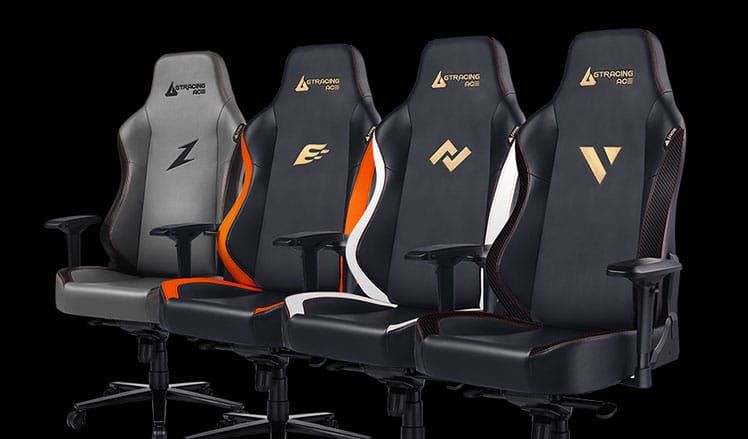 GTRacing Ace L3 gaming chairs