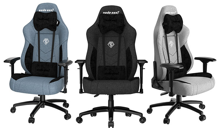 Anda Seat T-Compact gaming chairs