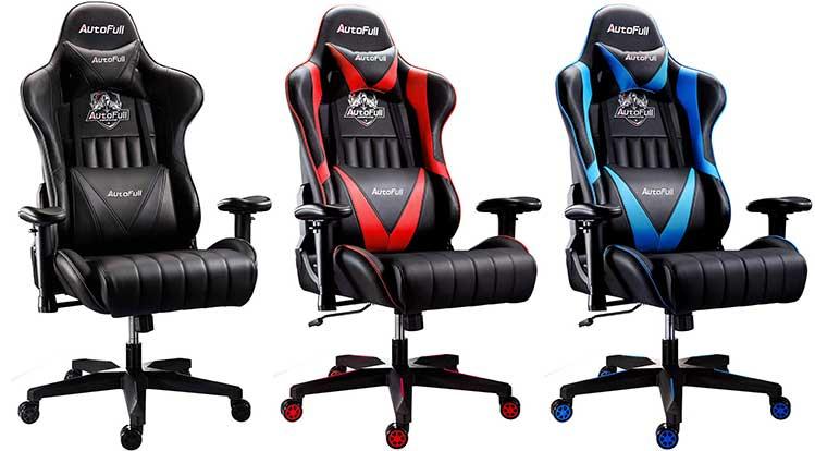 Autofull ergonomic gaming chairs