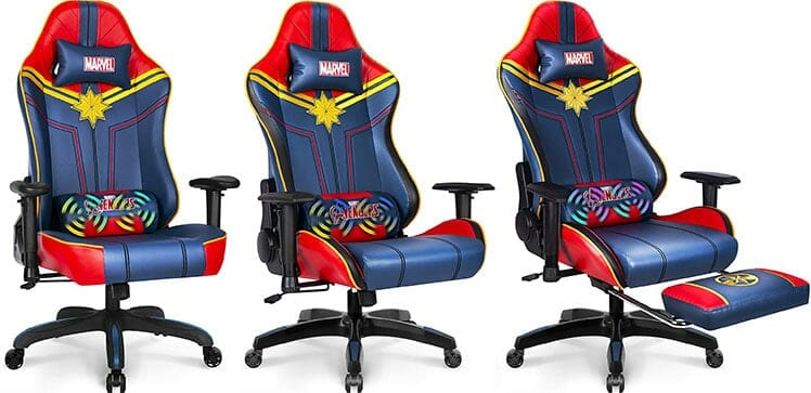 Neo Chair Captain Marvel gaming chairs