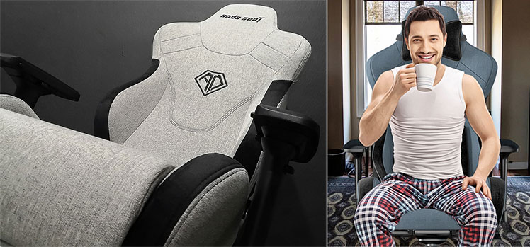 Anda Seat T-Pro 2 review