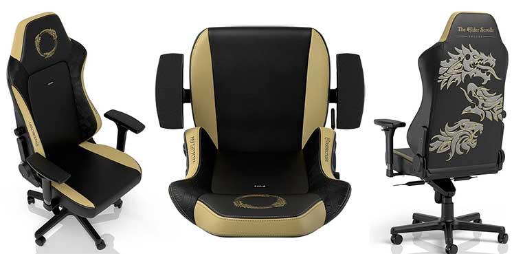 Elder Scrolls gaming chairs