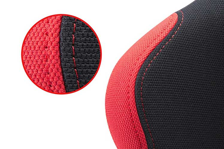 F-Series OH FD01 mesh fabric upholstery