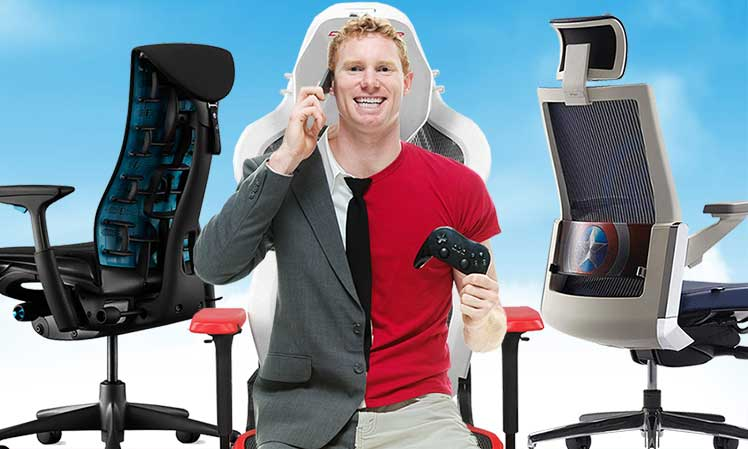 Best Hybrid Gaming Office Chairs