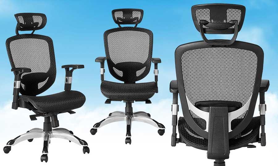 Staples Hyken Mesh Task Chair Review