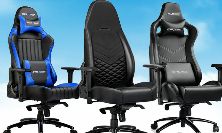 GTRacing Luxury Series gaming chair review