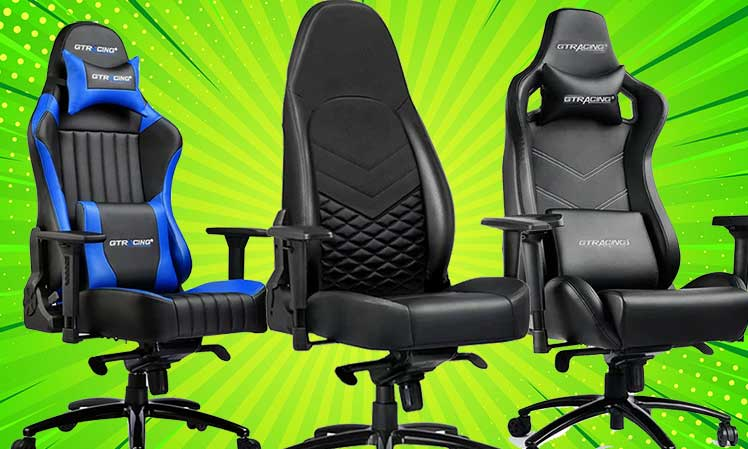 Luxury Series gaming chair review