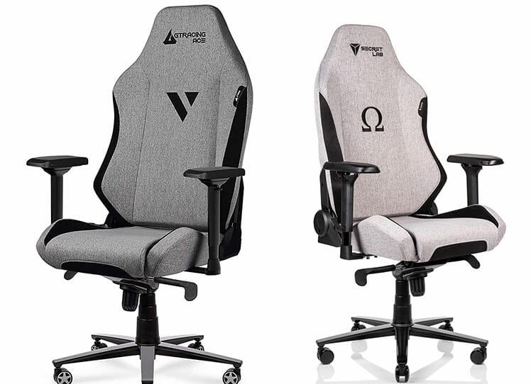 GTRacing Ace M1 vs Secretlab Omega