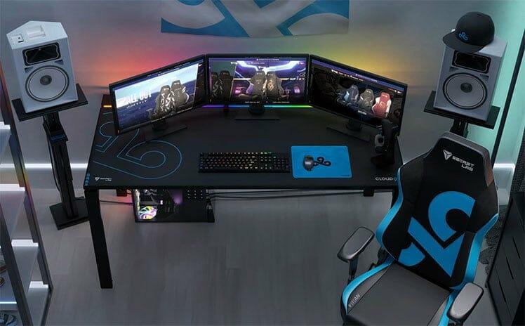 Secretlab Magnus gaming desk specifications