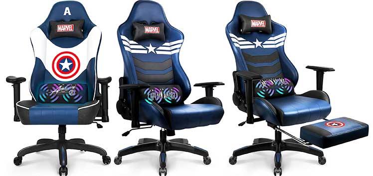 Neochair Captain America gaming chairs