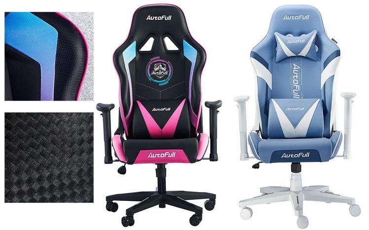 Autofull Racing Series gaming chairs