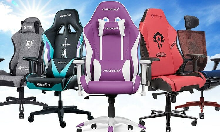 Best small gaming chairs for short people